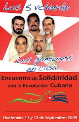 Afiche del Encuentro Nacional de Solidaridad
