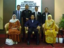 JU Negeri Sabah dalam Penggubalan Modul Perkhidmatan BK.