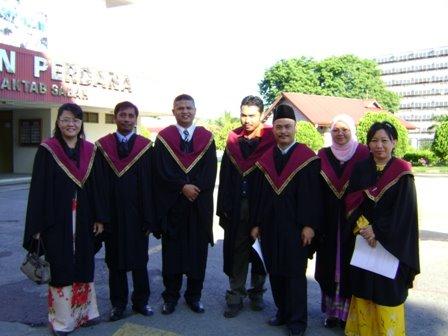 Majlis Graduan STPM, 2008