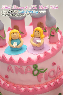 Little Princess & The Castle Cake