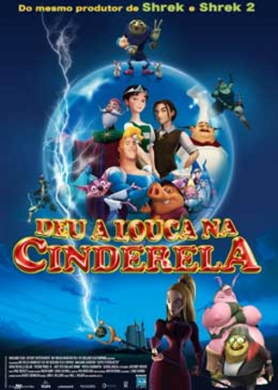 Baixar Filme Deu a Louca na Cinderela (Dublado)