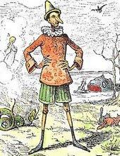 Pinocchio - Collodi - Livre audio gratuit - Au Fil des Lectures