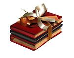Presenteie alguém com um livro