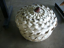cachepo folha de coqueiro