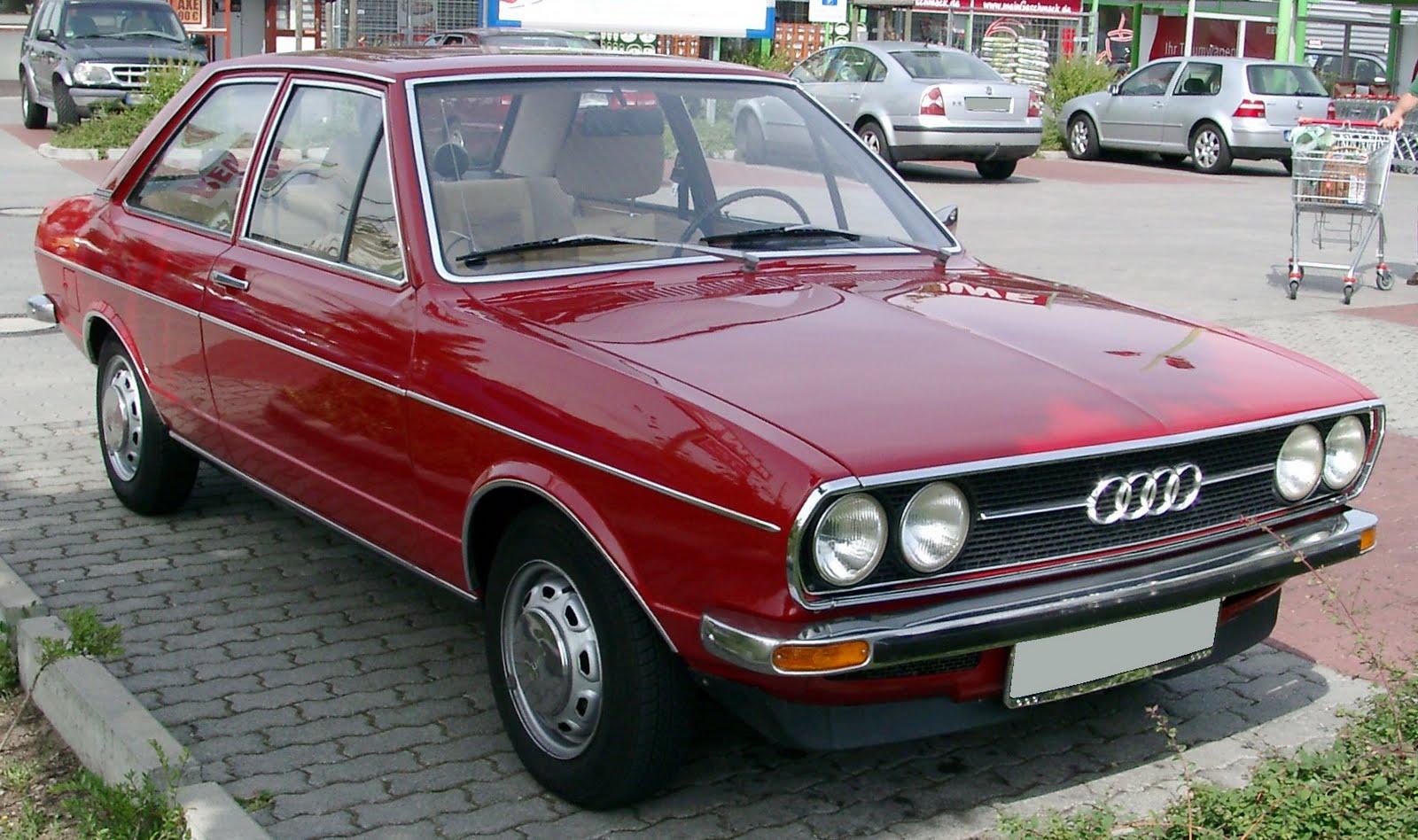Legendary Cars Audi 80 B1 1972 1978