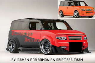 Iceman Graphics Honda Element D By Iceman