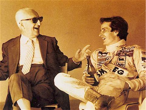Enzo Ferrari - Cavallino modenese, orgoglio italiano