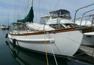 Lord Nelson 41 sailboat