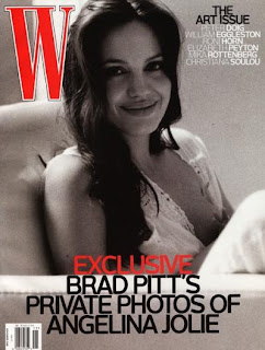 brad pitt privite photos of angelina jolie