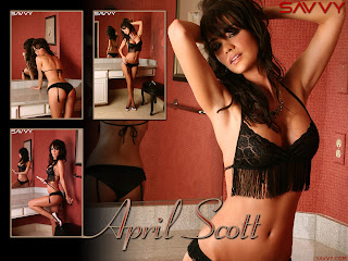 sexy april scott xposed