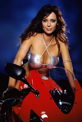 catherine bell honda Rider's Club of America
