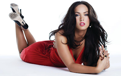 megan fox sexy wallpaper