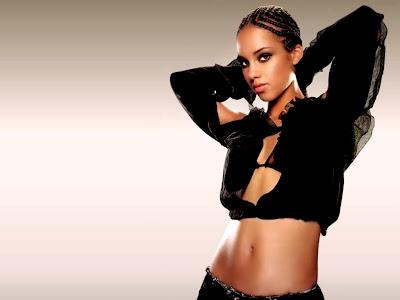 magnetic Alicia Keys