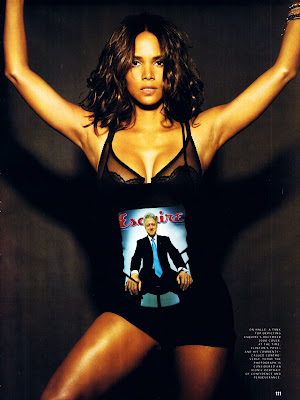 Halle Berry Esquire Magazine picture