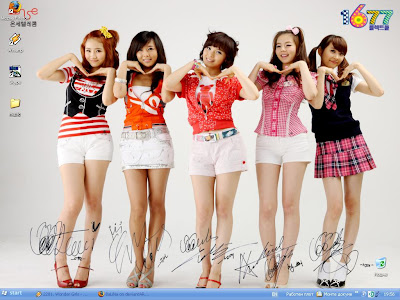 wonder girls wallpaper. girls wallpaper. desktop