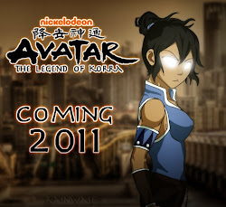 Avatar:A Lenda de Korra(The Legend Of Korra)