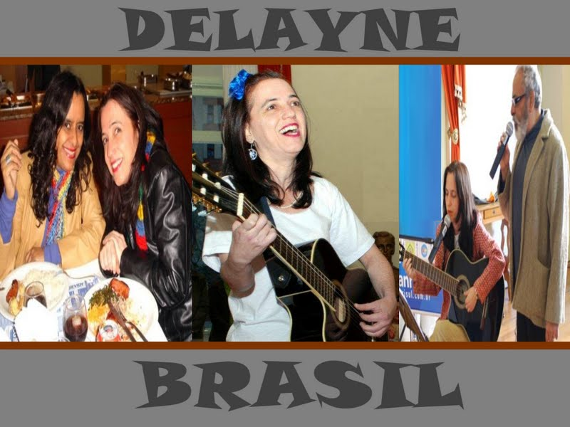 Resultado de imagem para delayne brasil