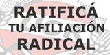 Afiliate a la UCR