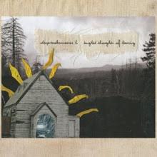 TTLF (Tangled Thoughts of Leaving) / SLEEPMAKESWAVES  - split  EP (2009)