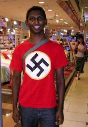 Si buscas en Google imagenes sobre ejemplos de ignorancia aparece nuestro simpatico amigo