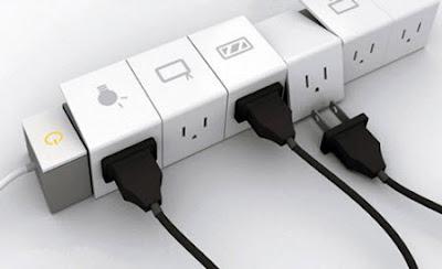 Multi-Tab: Tomas modulares para tus enchufes