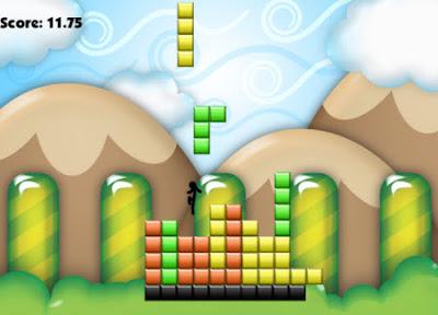 Tetris D Game