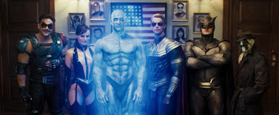 Cine EnTanga: Watchmen