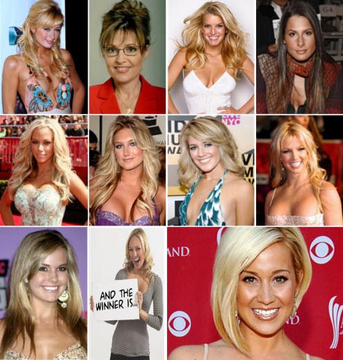 Top 10 de las norteamericanas más sexies y tontas de la farándula