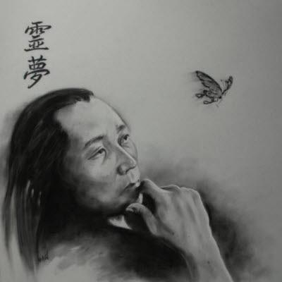 Zhuangzi y la mariposa