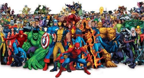 Todos los Super Heroes