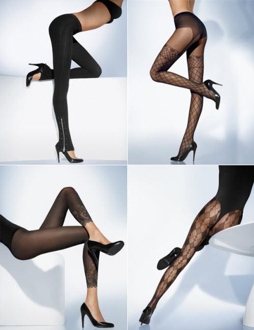Wolford 2009 panties medias legwear sexys