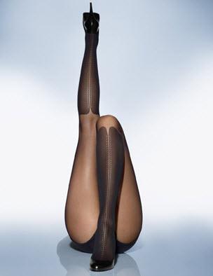 Wolford 2009 panties medias legwear sexys con forma de bota