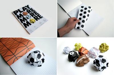 Evolución en los bollitos de papel