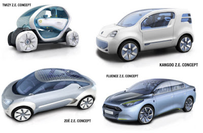 Renault Zero Emisión (ZE)