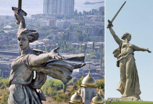 Monumento ¡La Madre Patria Llama! Monumento+a+la+madre+patria+en+Rusia+002