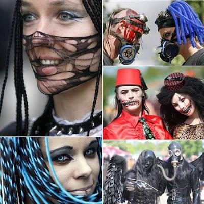 Wave Gotik Treffen: El lado oscuro de la música