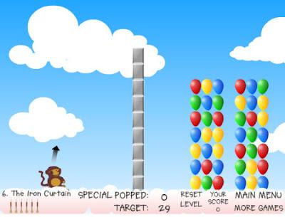 Bloons: Jugando a revantar globos