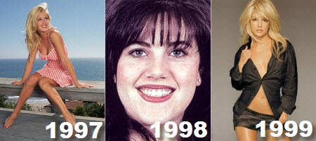 La mujeres más sexys e influyentes de los últimos 25 años