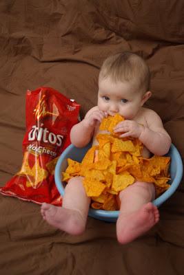 Baby Doritos!