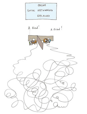 Cómo funcionan las redes sociales?