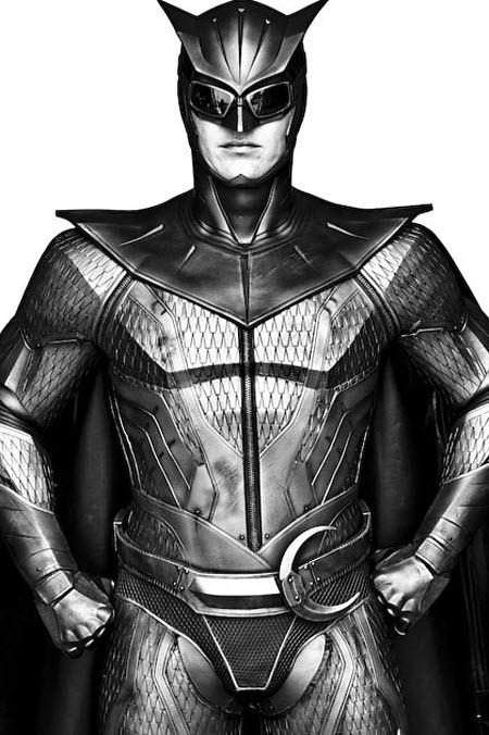 Clay Enos: Watchmen
