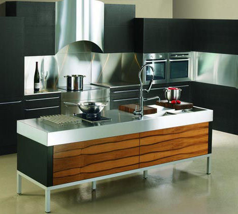 Modern and designer Kitchens