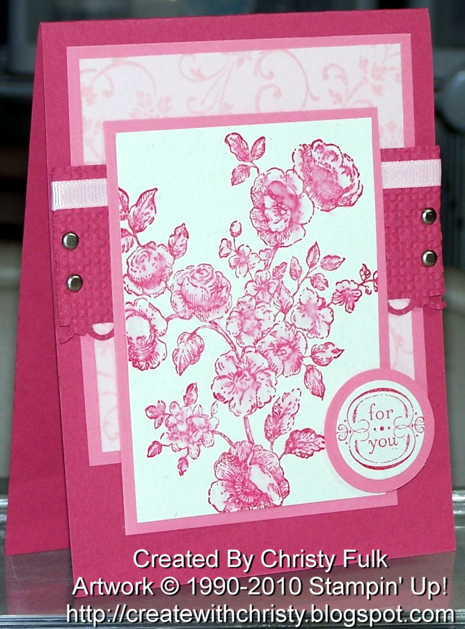 Paper Rose Red Regal Rose Pink Pirouette Naturals White card stock