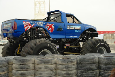 bigfoot monster truck pictures