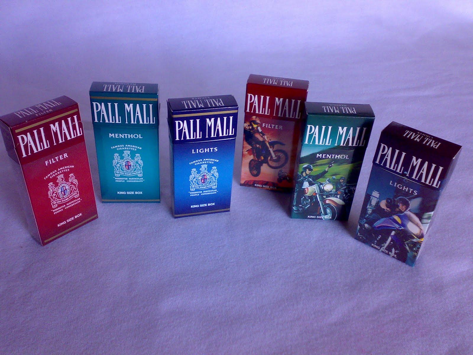 Pall Mall snus