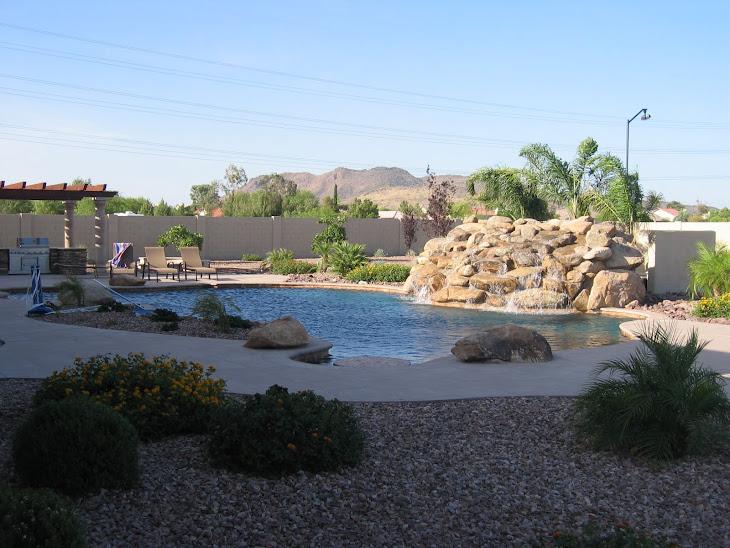 Arizona 39 s pool builder desert lifestyles featured as top for Pool builders in az