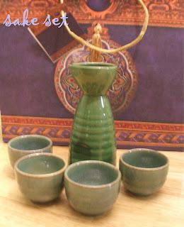 sake set