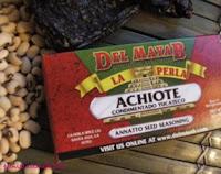 achiote rub easy recipe potatoes annatto weekend herb blogging