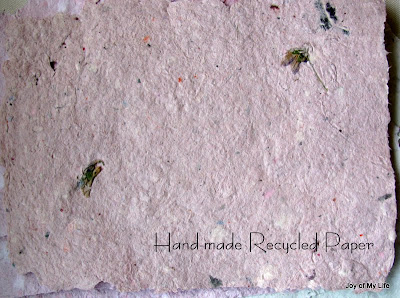 easy handmade paper recycled kids craft