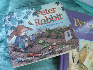 peter rabbit and friends children's books beatrix potter